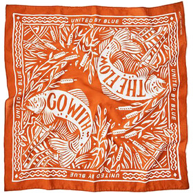 United By Blue Go With The Flow Bandana Tawny
